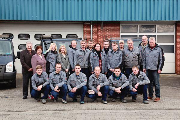 Unser Team in 2010