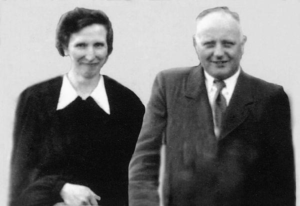 Adelheid und Theo Block – Geschäftsführer von 1935 – 1980